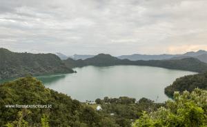 Flores Eco Tours. Sano Nggoang Lake