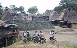 Flores cycling tours