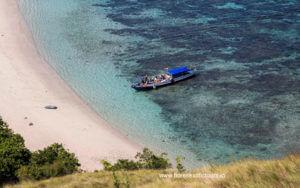Komodo trekking and snorkeling