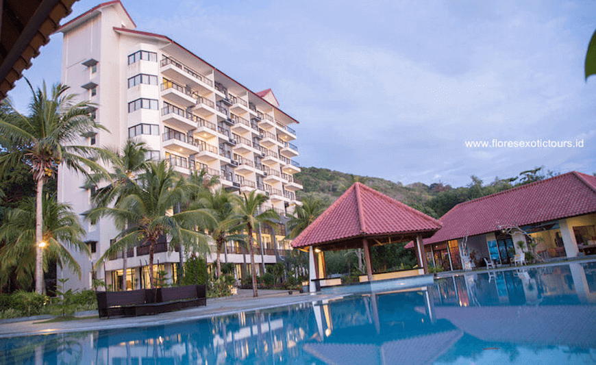 Laprima Hotel In Labuanbajo Was Constructed As A Four Star To Meet The Demand For Truly Luxury On Labuan Bajo Flores Island