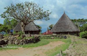 Ruteng Puu village