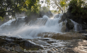 Soa hot spring, Ngada