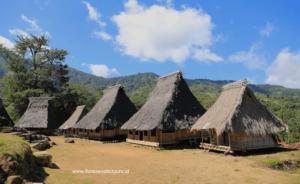 Wologai village