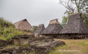 Wologai village, Ende, Flores island,