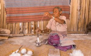 Boti village, West Timor island,