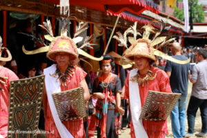 Funeral ceremony in Toraja