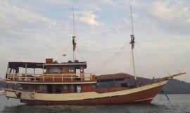 MV Pasolle boat