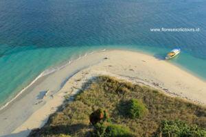 Rutong island beach