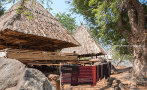 Takpala village,Alor island,Alor regency