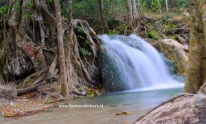 West Timor, Oehala waterfall