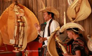 West Timor, Sasando music instrument