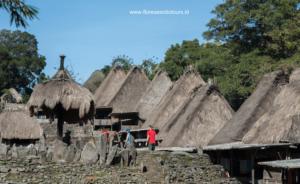Bena village, Ngada