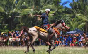Pasola Festival,Sumba island