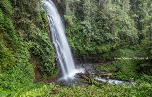 Cunca Rede Waterfall