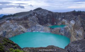 Kelimutu Crater Lakes - Ende - Flores island